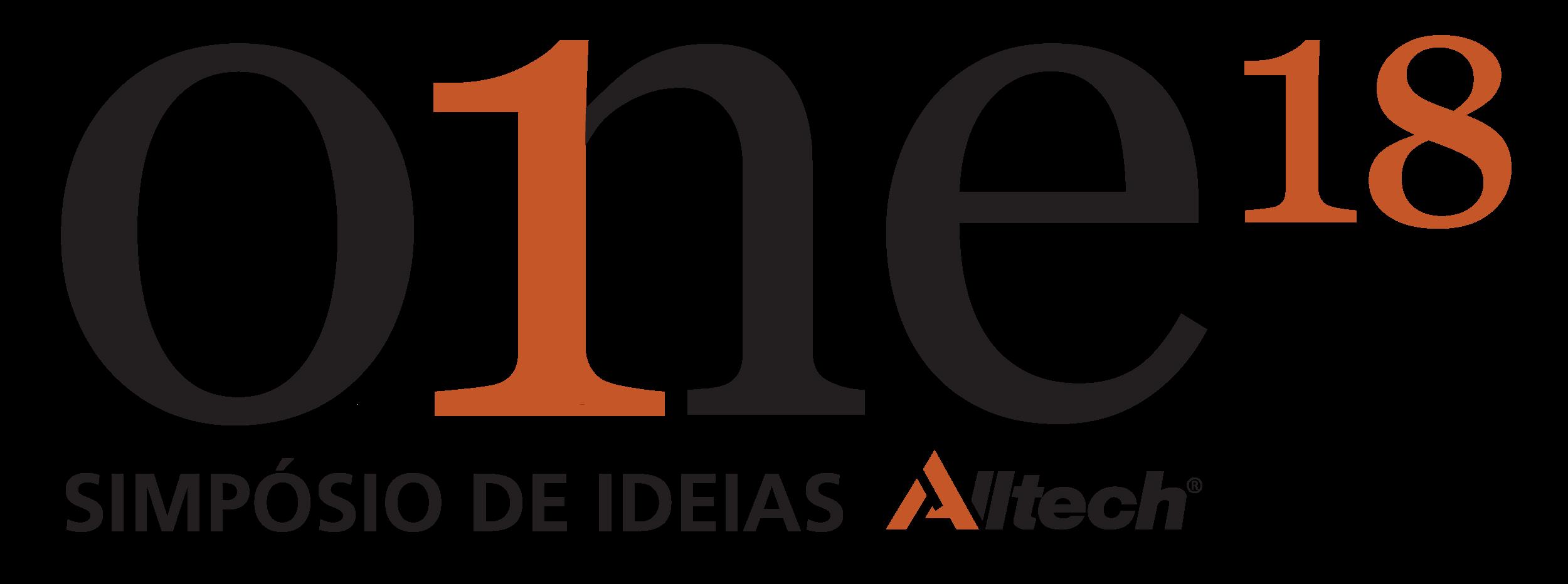 ONE - O Simpósio de Ideias da Alltech