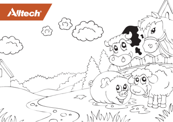 Alltech home header