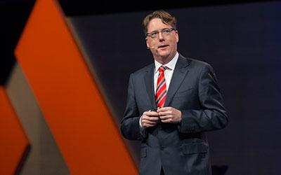 Aidan Connolly en ONE17: Disrupción digital