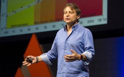 Peter Diamandis: Aproveche la tecnología exponencial para cambiar el mundo