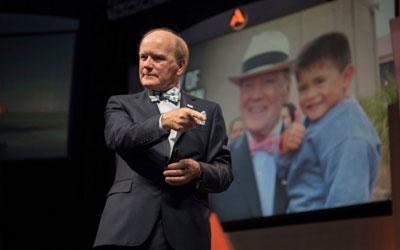 Dr. Pearse Lyons: La innovación comienza con la disrupción