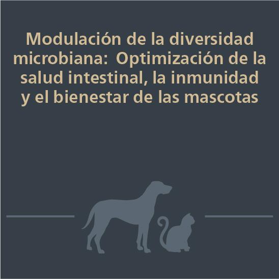 Mascotas webinar microbiana
