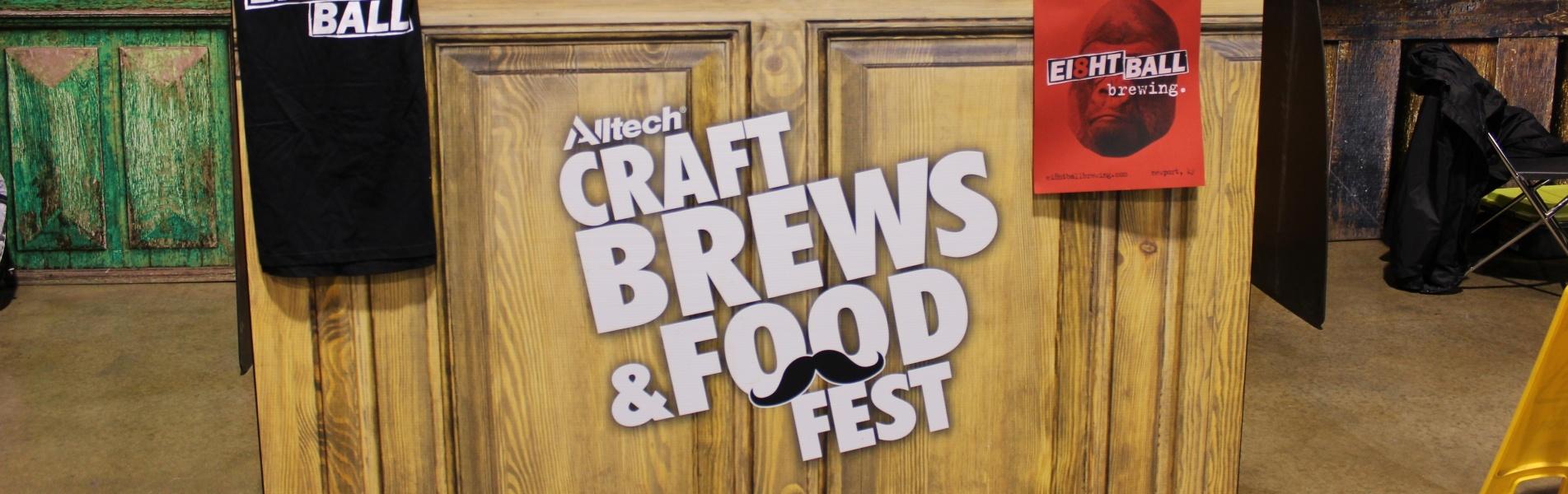 Craft Brews & Food Fest de Alltech 2016